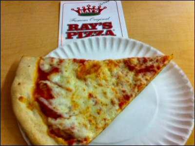 99cents Rays Fresh Pizza