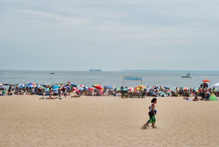 Coney Island Brooklyn Beach