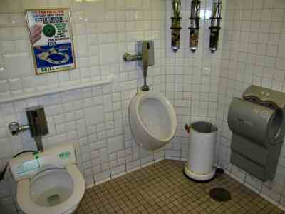 Free Toilets And Restrooms In NYC