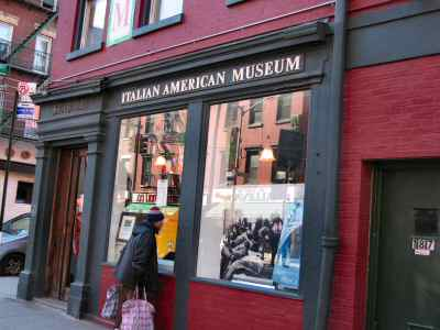 Italian American Museum Little Italy - DirtCheapNYC.com