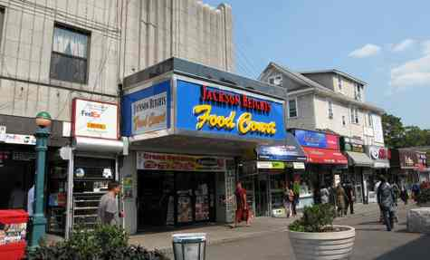 jackson heights food court