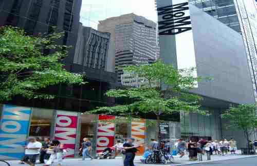 Museum of Modern Art - DirtCheapNYC.com