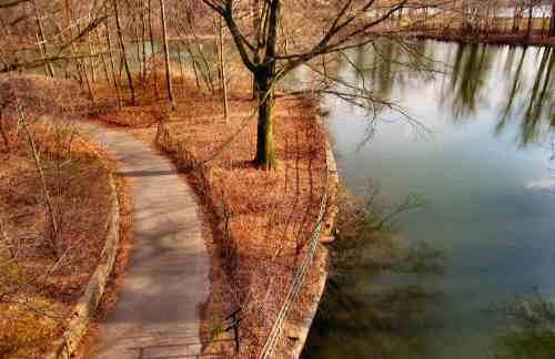 Prospect Park Lake  - DirtCheapNYC.com