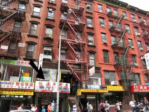 Yi Zhang Eldridge St NYC - © DirtCheapNYC.com