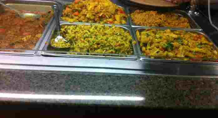 Jackson Heights Indian Food Buffet