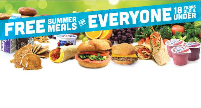 Free Summer Meals For Kids in NYC 2018