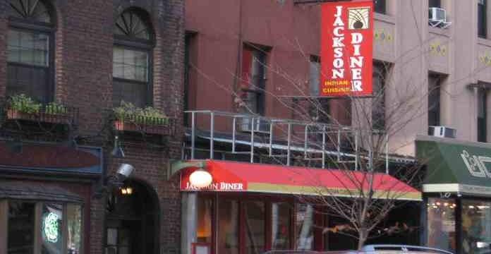 Manjit Singh Shutters Jackson Diner in Manhattan