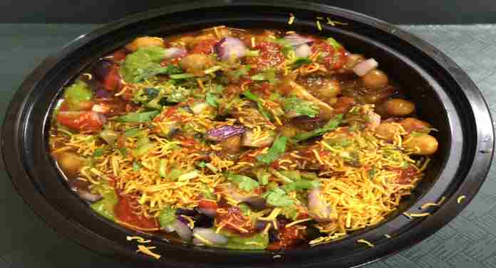 A Divine Blessing – Samosa Chaat