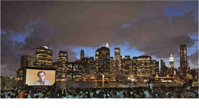 Free Movies with a View 2018