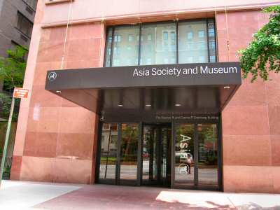 Free Visit to Asia Society NYC